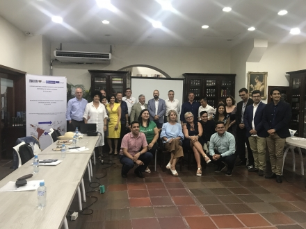 JUL 9-11 2019 - CLOSURE MEETING, CARTAGENA DE INDIAS - ELARCH - Erasmus Mundus